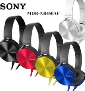 Наушники Sony Extsa bass проводные
