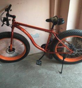 Велосипед,21 скорость,новый