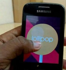 Смартфон Samsung GT-S6102 Galaxy Y Black