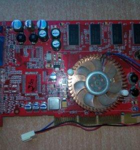 Видеокарта ATI Radeon 9800 Advantage AGP