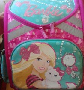 Рюкзак школьный Барби
