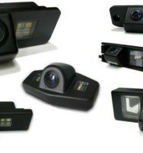 Камеры заднего и переднего хода