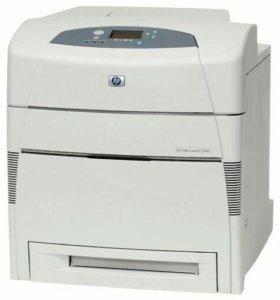 Цветной принтер А3 HP 5550dn