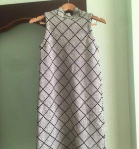 Платье-туника утеплённое НОВОЕ
