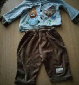 костюм на мальчика до 2,5 лет