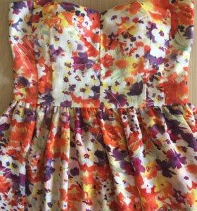 Платье летнее 42 размер