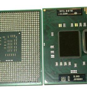 процессор Intel Core i3-330M SLBMD