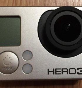 Гопро hero 3 plus BE