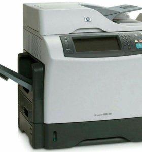 МФУ HP 4345mfp