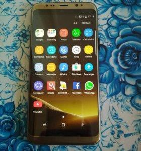 Новый/Гарантия 12 месяцев Samsung Galaxy S8/S8+ ;