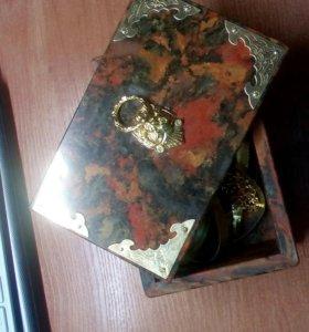 Каменая шкатулка