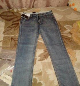 Новые Мужские джинсовые штаны