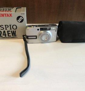 Фотоаппарат Pentax ESPIO 24 EW