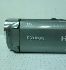 Canon Legria HF R205 Review