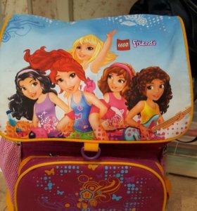 Портфель школьный Лего