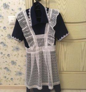 Школьная форма ( платье )
