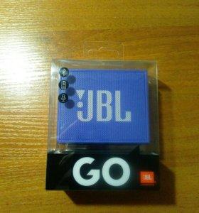Портативная колонка JBL Go (Оригинальная)