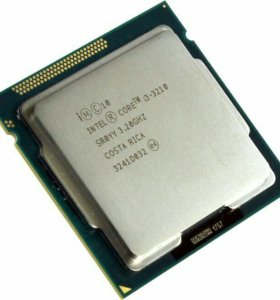 i3-3210 Ivy Bridge (3200MHz, LGA1155, L3 3072Kb)