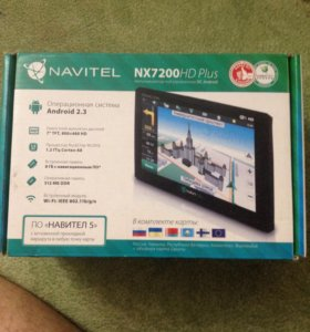 Navitel NX 7200 HD