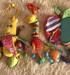 Игрушки Tiny Love и Fisher-Price