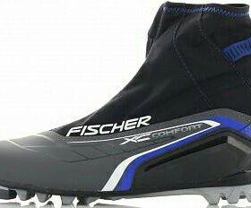 Лыжные ботинки Fischer XC Comfort Royal Blue SM