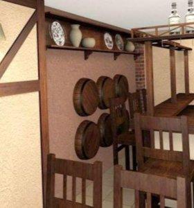 Комплексное оснащение баров в Махачкале!