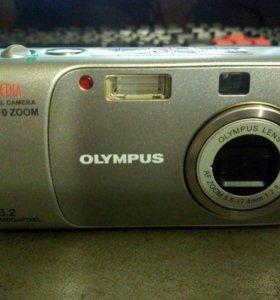 Фотоаппарат Олимпус С-310