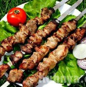 Маринованное мясо (свинина)