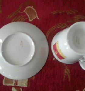 Чайная пара Дулёво