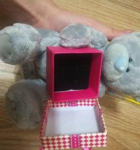 Мишка подарочный