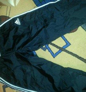 Adidas штаны новые 48-50р