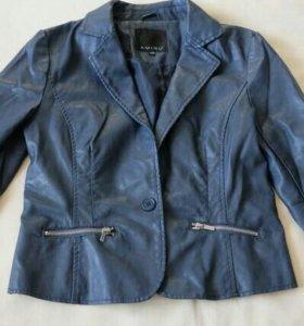 Куртка,жакет кожзам