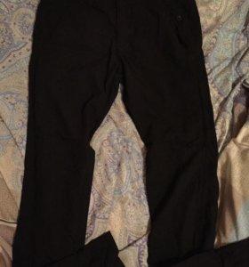 брюки классика подростковые