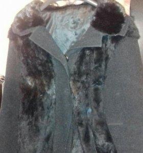 Куртка меховая(зайчик нока)