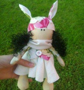 Кукла в стиле Коннэ.