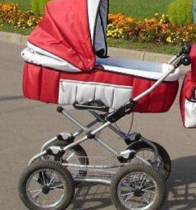 Delti Люлька с поворотными колесами