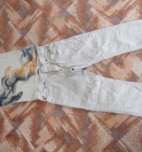 штаны и футболка Sisley