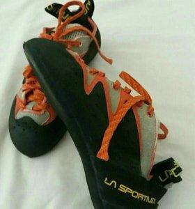 Скальные туфли (la sportiva), Скальники