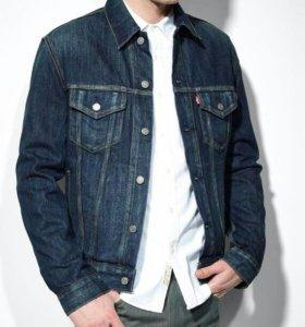 Джинсовая куртка Levis Standard Fit Trucker Jacket