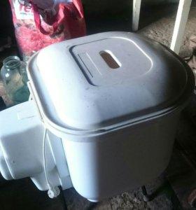 Малютка стиральная машина