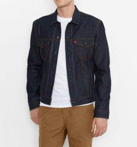 Джинсовая куртка Levis Trucker Jacket Rigid