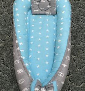 Кокон для новорождённого малыша!