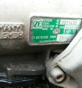 Коропка на Audi а8