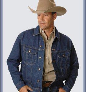 Джинсовая куртка Wrangler Rugged Wear