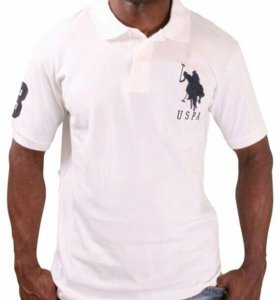 Рубашка Поло U.S. Polo Assn мужская