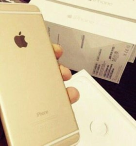 ✅iPhone 6/ 16g gold