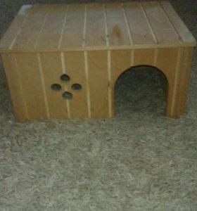 домик для крысы/шиншиллы