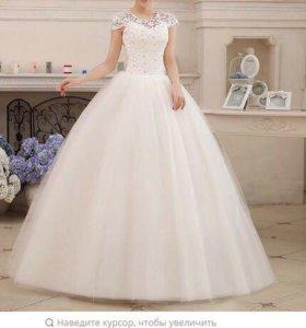 Свадебное платье э , подюбник