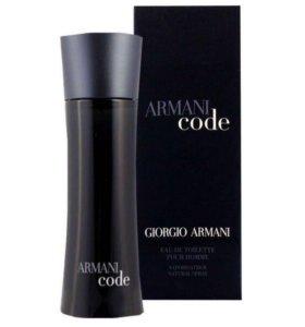 Giorgio Armani Black Code Man 100 мл