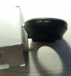 адаптер EOS-M4/3